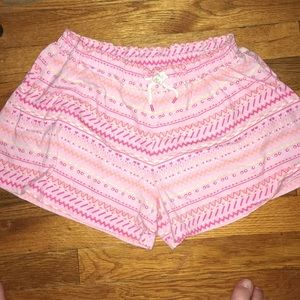 Other - Pink Pattern Shorts